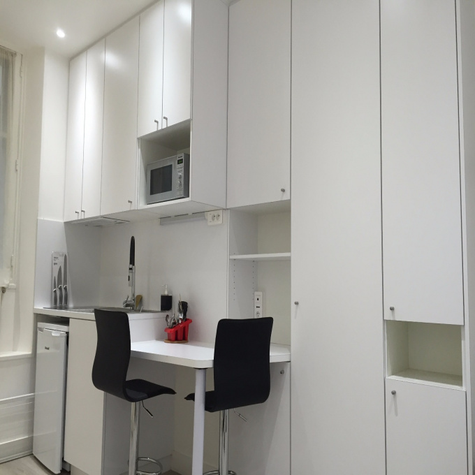 Offres de location Studio Paris (75016)
